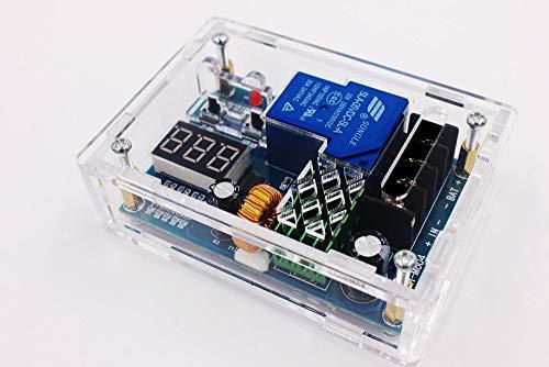 (Calvas 6-60v lead-acid Battery Charging Controller Protection Board switch 12v 24v 48V)