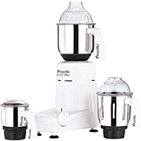 Preethi Eco Plus Mixer Grinder 110 Volts - Free Service Kit Included