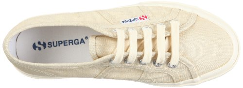 discount outlet store buy cheap extremely Superga Unisex-Adult 2750 Linu Low-Top Trainers Beige (Beige / 912 Ecru) pick a best with paypal low price Q4bXaf