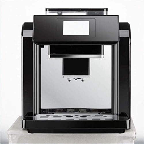 Coffee Machine - Home and Commercial Fully Automatic Coffee Machine Freshly Ground Espresso Machine Office