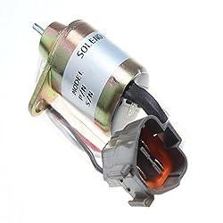 Fuel Shut Off Solenoid M810324 for John Deere 4200