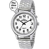 2nd Generation Talking Watch - Silver-Tone...