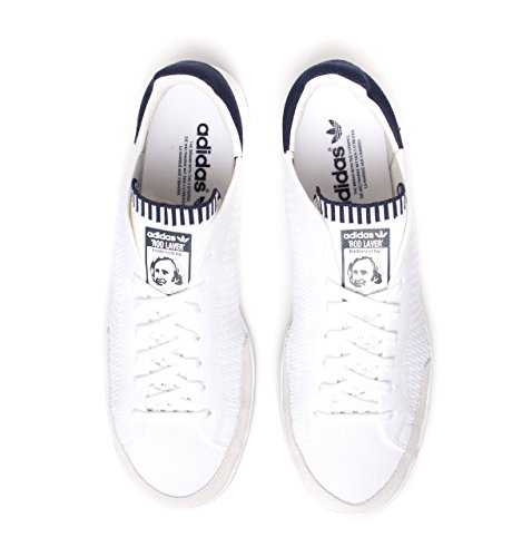 Adidas Originals Rod Laver White Super Primeknit Trainers