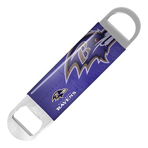 (NFL Baltimore Ravens Full Wrap Magnetic Opener)
