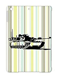 Usa Tank Panzer Careers Professions Sibosssr Military Arme Armee Abrams Army M1 Military Black Tank Protective Hard Case For Ipad Air