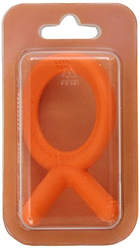 Comotomo silicone de dentition de bébé, Orange