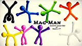 Mag-Man Magnetic Character by: Meshia-C'- Strong Magnets in each...