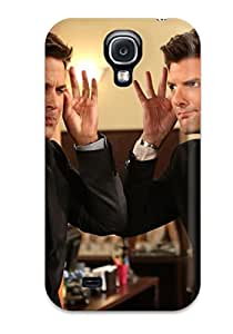 Galaxy S4 DQVRAAX8074pahfm Parks And Recreation Tpu Silicone Gel Case Cover. Fits Galaxy S4