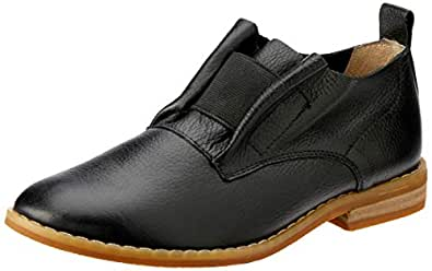 Hush Puppies Women's ANNERLY Clever Shoes, Black, 5 US