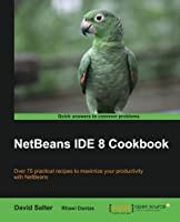 NetBeans IDE 8 Cookbook Front Cover