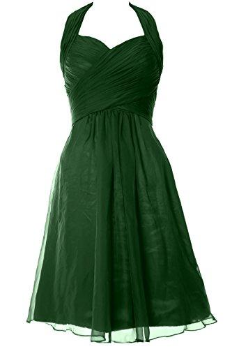 Green Donna Dark MACloth ad Senza maniche linea Vestito a WqWx8vF