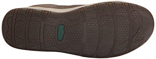 Eenvoudige Heren Original 92 Fashion Sneaker Coffee Distress Leather