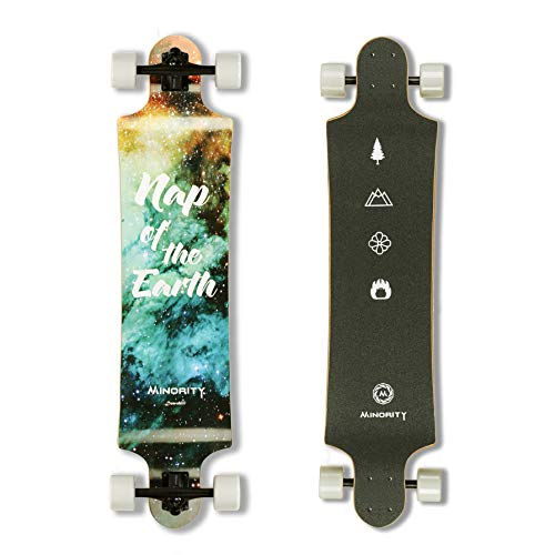 Used, MINORITY Downhill Maple Longboard 40-inch Drop Deck for sale  Delivered anywhere in USA