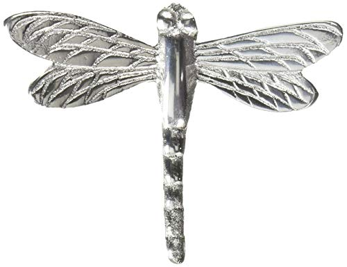 - MARIPOSA Dragonfly Napkin Weight, Silver