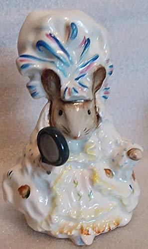 - Beswick Vintage Beatrix Potter Figurine Lady Mouse 1951