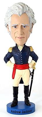 Royal Bobbles Andrew Jackson Bobblehead