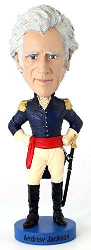 Royal Bobbles Andrew Jackson Bobblehead -