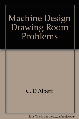 Machine design drawing room problems