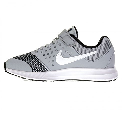 Downshifter 7 Nike White Grey Grigio Wolf Black Junior psv qOdxdw7H