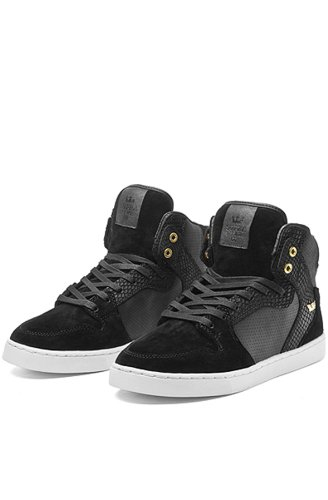 Supra, Sneaker uomo Multicolore multicolore Multicolore (nero)