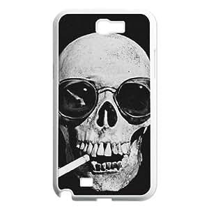 skull ZLB815192 Unique Design Case for Samsung Galaxy Note 2 N7100, Samsung Galaxy Note 2 N7100 Case