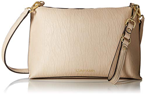 Calvin Klein Sonoma Key Item Novelty Crossbody, sand ()