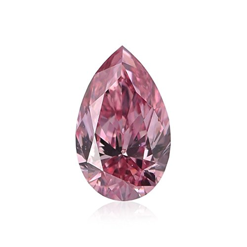 0.47 Ct Pear Diamond - 3