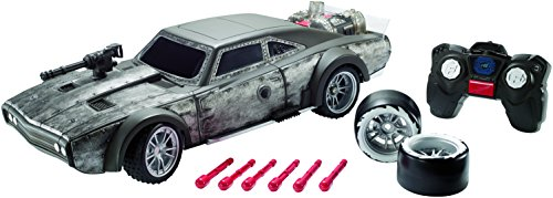 Mattel Fast & Furious Blast & Burn Ice Charger Vehicle ()