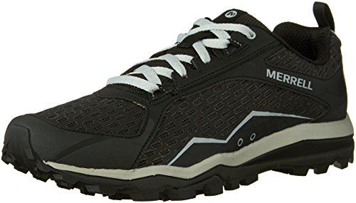 Black Running Crush All Out Men's Trail Merrell Shoe OxAq0XwOT