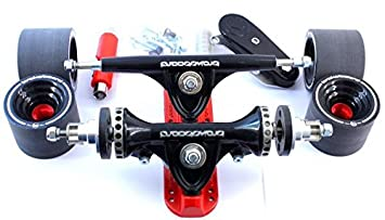 EIN NEU NTR Gummi-Brems-Kit Longboard Bremse 2.0 f/ür Top Mount