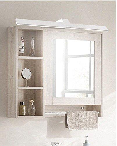 wall lamp bracket light Lámpara de pared luz del soporte Apliques Sconces Nordic luz frontal de espejo led resistente al...