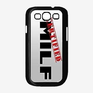 Certified Milf- Plastic Phone Case Back Cover Samsung Galaxy S3 I9300Kimberly Kurzendoerfer