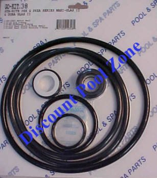 Sta-Rite P4E & P4EA Series and Maxi-Glas II & Dura-Glas II Pool Pump Replacement O-Ring Kit (Motor Seal O-ring)