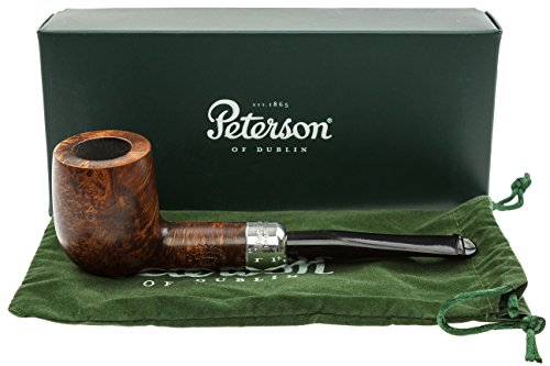 Peterson Irish Made Army 120 Tobacco Pipe - Fishtail by Peterson