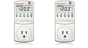 P3 P4400 Kill A Watt Electricity Usage Monitor