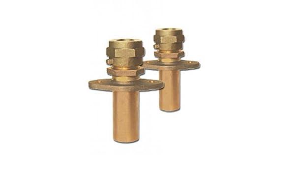 """Buck Algonquin Rudder Collar Bronze 1-1//4/"""" Shaft"""