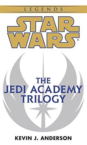 Star Wars: Jedi Trilogy Boxed Set (Star Wars: Jedi Academy Trilogy)
