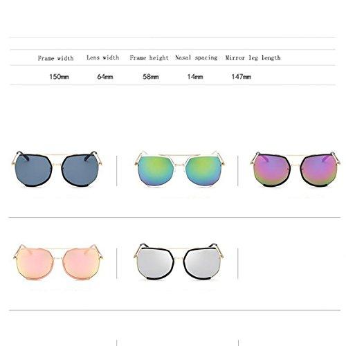 Protection Gris UV400 Lunettes Soleil pour Style Femme HALORI de Lunettes de Femmes Fille Shades pour Classiques xZRnPwq