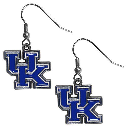 - NCAA Kentucky Wildcats Dangle Earrings