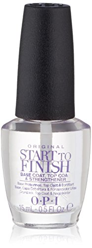 OPI Nail Lacquer Treatment, Start-to-Finish Original