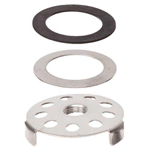 Guardian AP150-012B Stainless Steel Drain Plate with Gasket & Washer