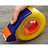 shamjina Sealing Packing Roll Tape Cutter Dispenser Sealing Tape Holder Packaging Parcel 60mm Width Manual Packing Machine Simple&Practical Tools