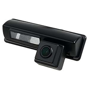 Sunluxy Mall-Cámara de aparcamiento para cámara de visión trasera coche para Toyota Camry/Picnic/Eco/Harrier/Verso, visión nocturna, impermeable