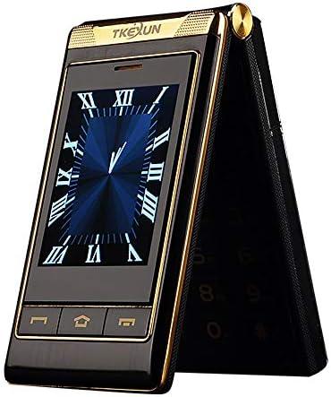 EUCoo - Teléfono móvil para Hombre Antiguo Que Utiliza el teléfono ...