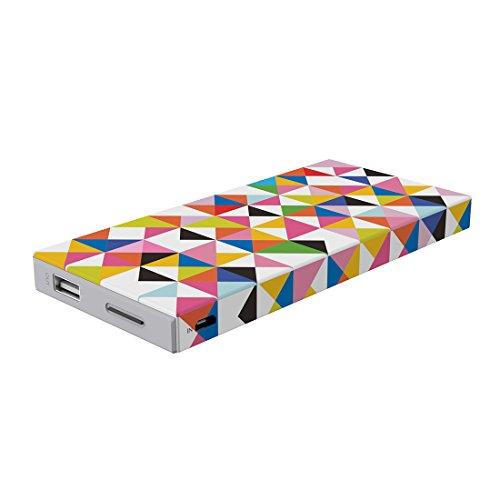 Emie Memo 10,000Mah Compact External Charger - Pop Art Basic Facts