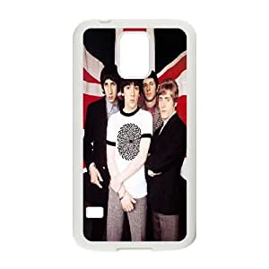 JamesBagg Phone case The Who Music Band For Samsung Galaxy S5 FHYY535822