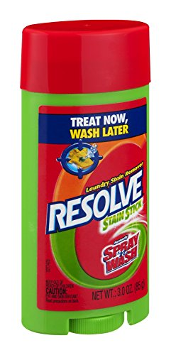 Resolve Laundry Stain Remover Stain Stick, Pack of 24 by Resolve
