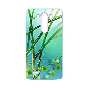 Fresh green plants Phone Case for LG G3