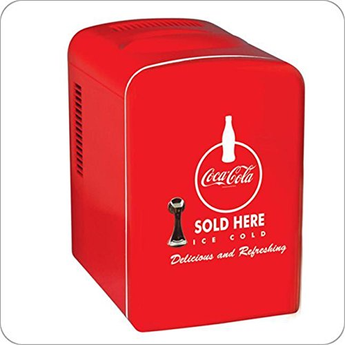 coke personal fridge - 7