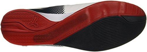 Puma - Zapatillas de Material Sintético para hombre blanco blanco-azul